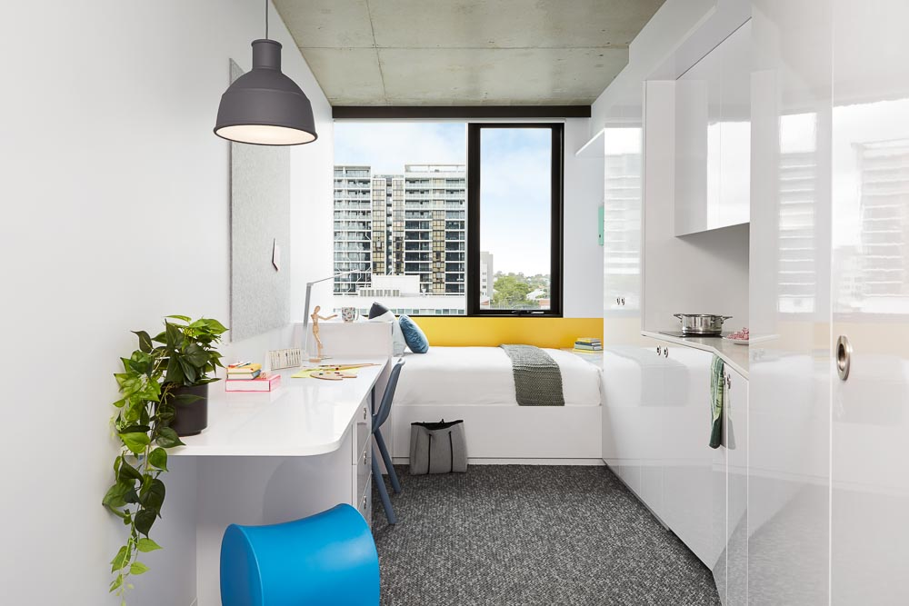 Scape-Toowong-Brisbane-Studio-Apartment-Unilodgers