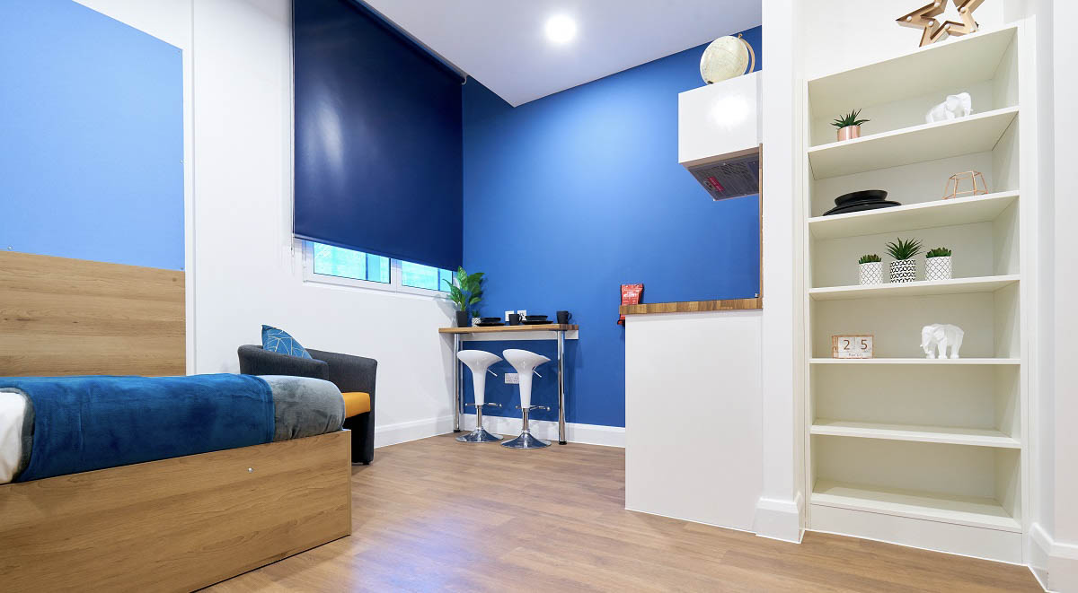 St-Leonardos-House-Lancaster-Bedroom 2-Unilodgers