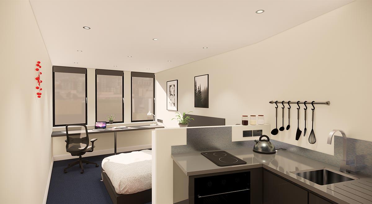 Star-Residence-Sheffield-Kitchen-2-Unilodgers