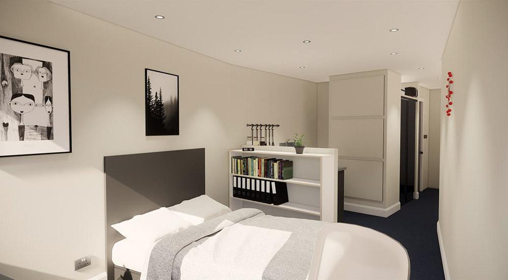 Star-Residence-Sheffield-studio-Unilodgers (1)