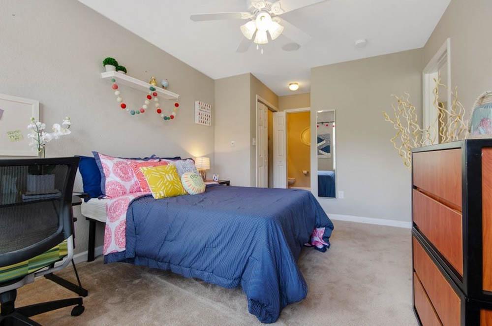Tenn-Street-Tallahassee-FL-Bedroom-Unilodgers