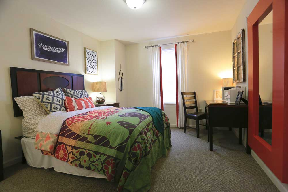 The-Arch-At-Denton-TX-Bedroom-Unilodgers