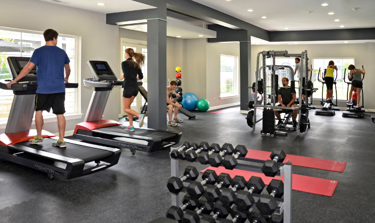 The-Avenue-South-West-Lafayette-IN-Fitness-Centre-Unilodgers