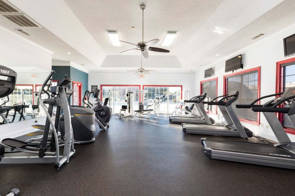 The-Bower-Greenville-NC-Gym-Unilodgers