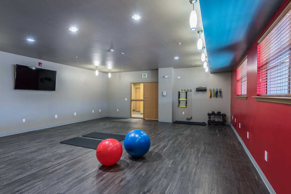 The-Cambridge-At-College-Station-TX-Yoga-Room-Unilodgers