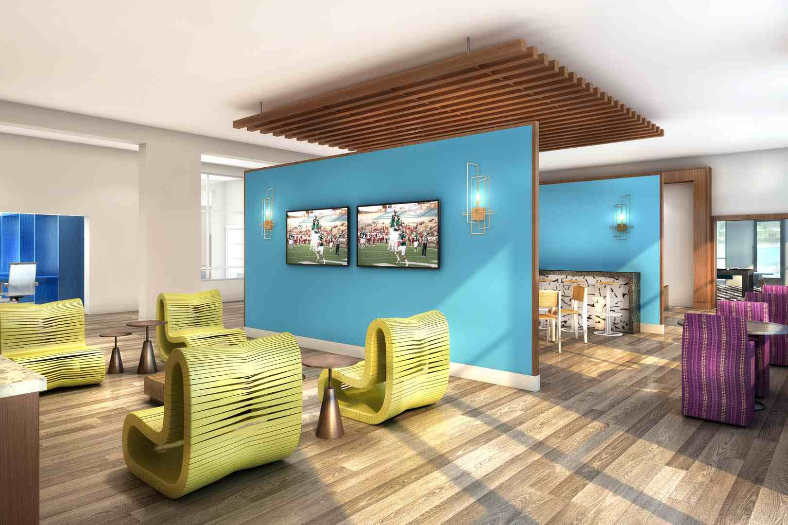 The-Crossings-Student-Living-Sacramento-CA-Social-Space-Unilodgers