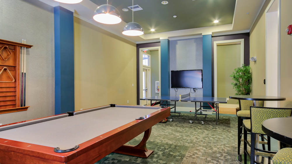 The-Flats-At-Campus-Pointe-Charlotte-NC-Games-Room-Unilodgers