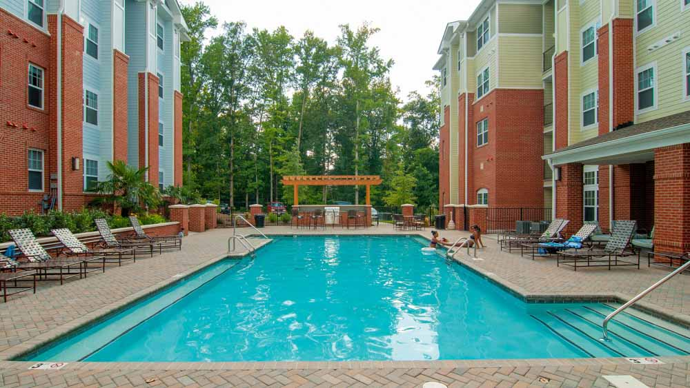 The-Flats-At-Campus-Pointe-Charlotte-NC-Swimming-Pool-Unilodgers