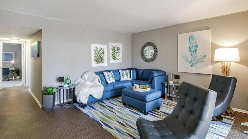The-Hub-At-Tallahassee-Apartment-Homes-Tallahassee-FL-Living-Area-Unilodgers