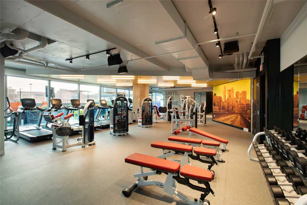 The-Hub-Minneapolis-MN-Gym-Unilodgers