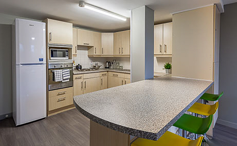 The-Old-Fire-Station-Aberdeen-Shared-Kitchen-2-Unilodgers