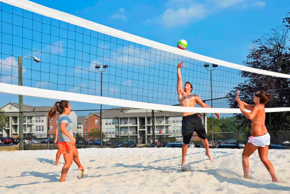 The-Park-at-State-College-PA-Volleyball-Court-Unilodgers