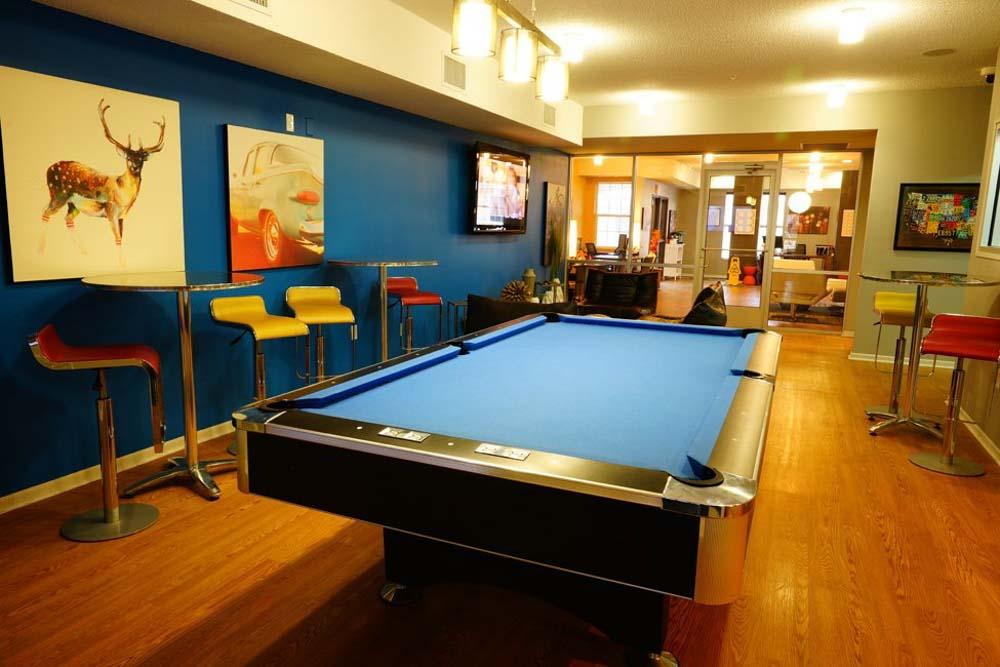 The-Pavilion-On-Berry-Saint-Paul-MN-Pool-Table-Unilodgers