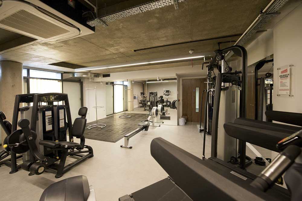 The-Printworks-Exeter-Gym-Unilodgers