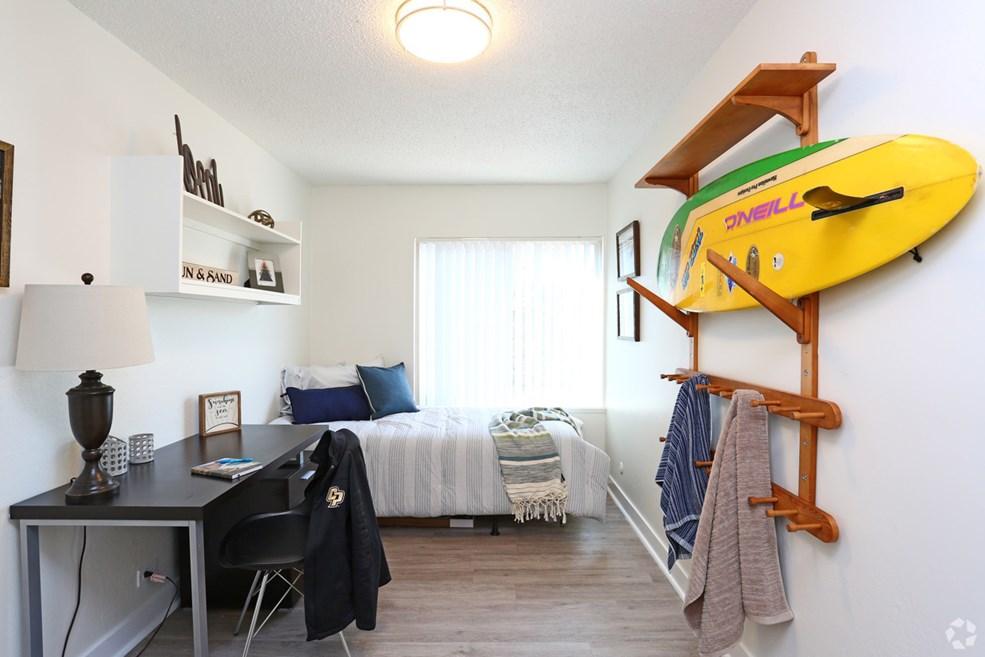 The-Slo-Student-Living-San-Luis-Obispo-CA-Bedroom-Unilodgers