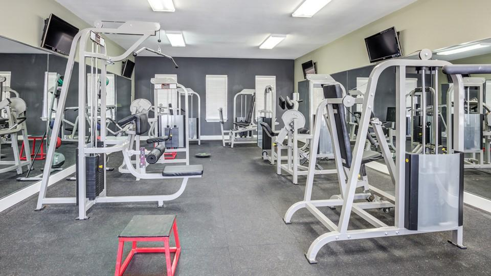The-Social-Campus-Starkville-MS-Gym-Unilodgers