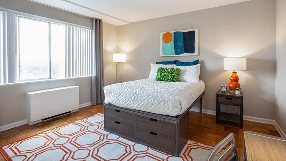 The-Social-North-Charles-Baltimore-MD-Bedroom-2-Unilodgers