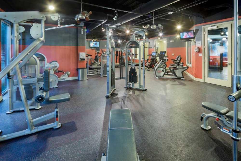 The-Suites-At-Overton-Park-Lubbock-TX-Gym-Unilodgers