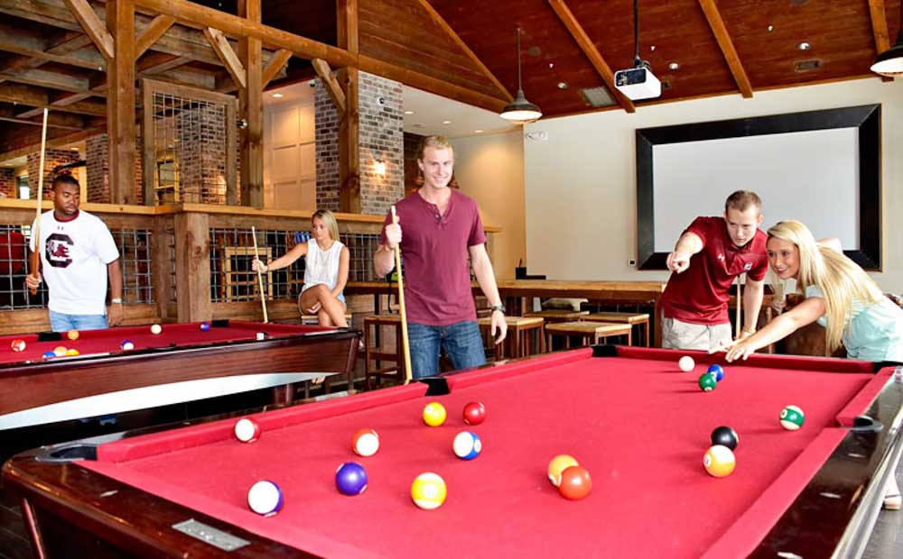 The-Village-At-Columbia-SC-Pool-Table-Unilodgers
