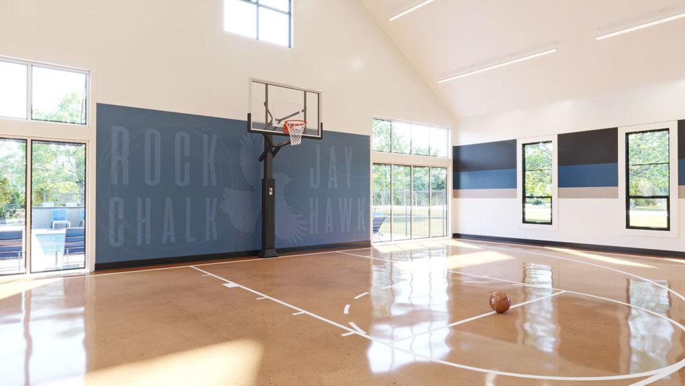 TheNest-Lawrence-KS-BasketBallCourt-Unilodgers
