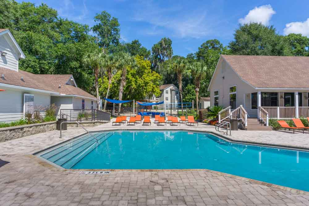 The Pavillion on 62nd-Gainesville-FL-Swimming Pool-Unilodgers