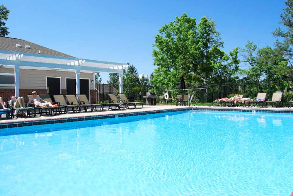 The Townhomes at River Club-Athens-GA-Pool-Unilodgers