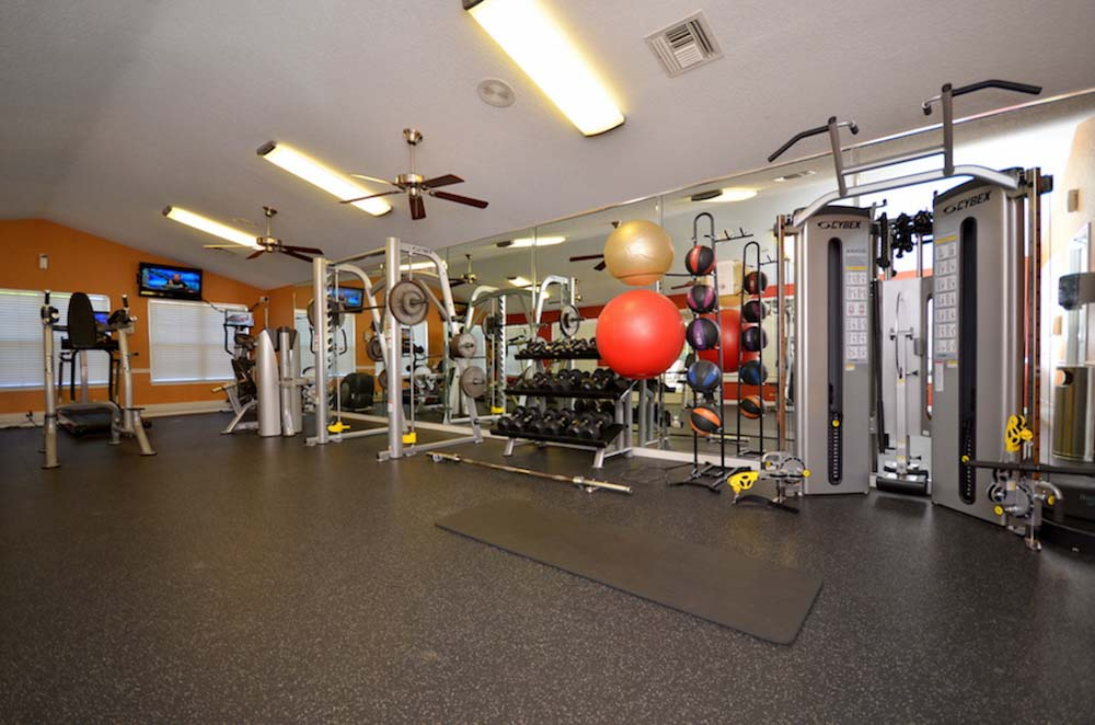 Torchlight-Townhomes-Tallahassee-FL-Gym-Unilodgers
