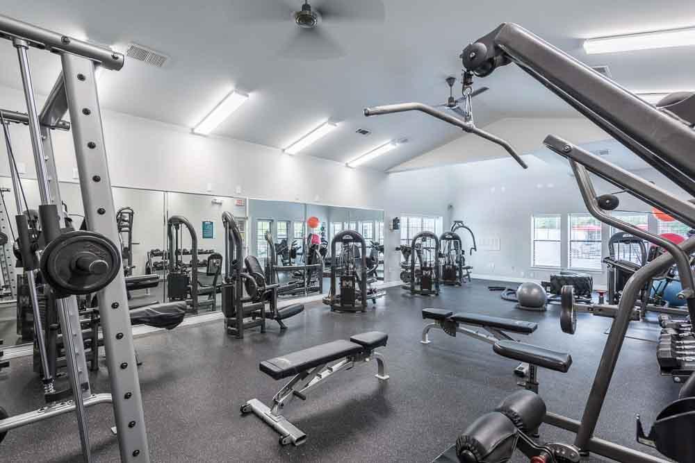 Town-Lake-At-Austin-TX-Gym-Unilodgers