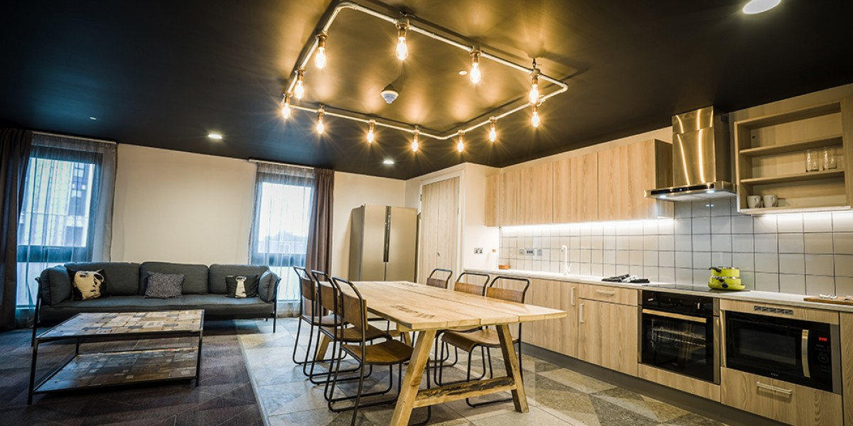 True-Glasgow-West-End-Common-Room-With-Communal-Kitchen-Unilodgers