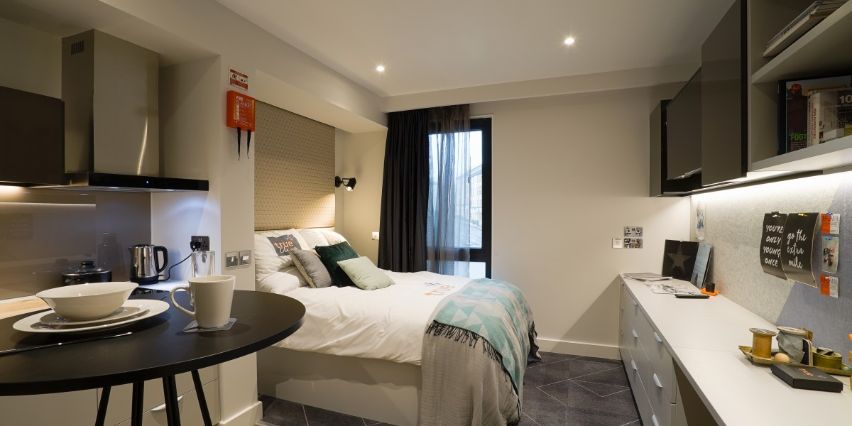 True-Glasgow-West-End-Glasgow-Bedroom-Unilodgers