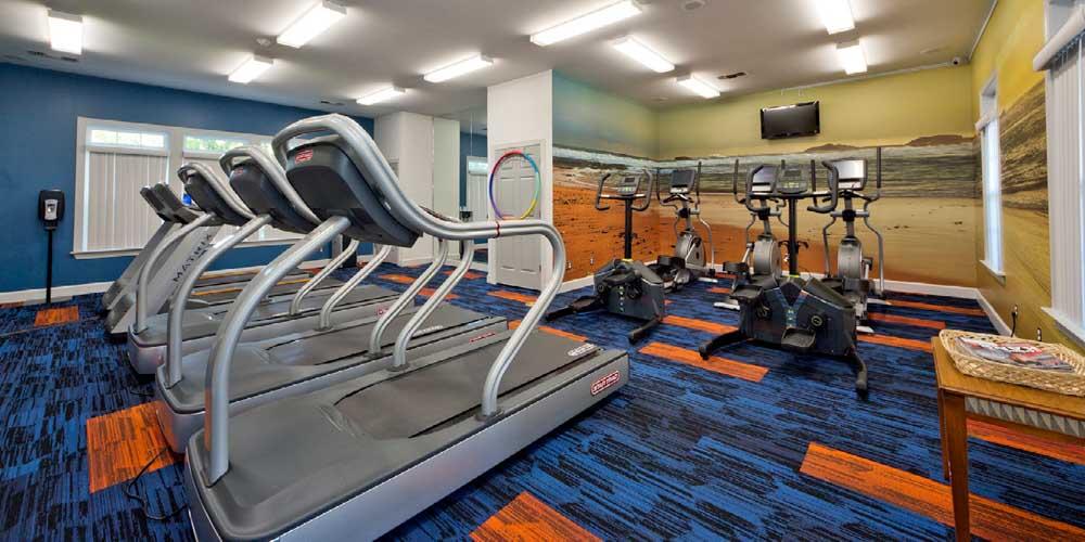University-Courtyard-Newark-DE-Gym-Unilodgers
