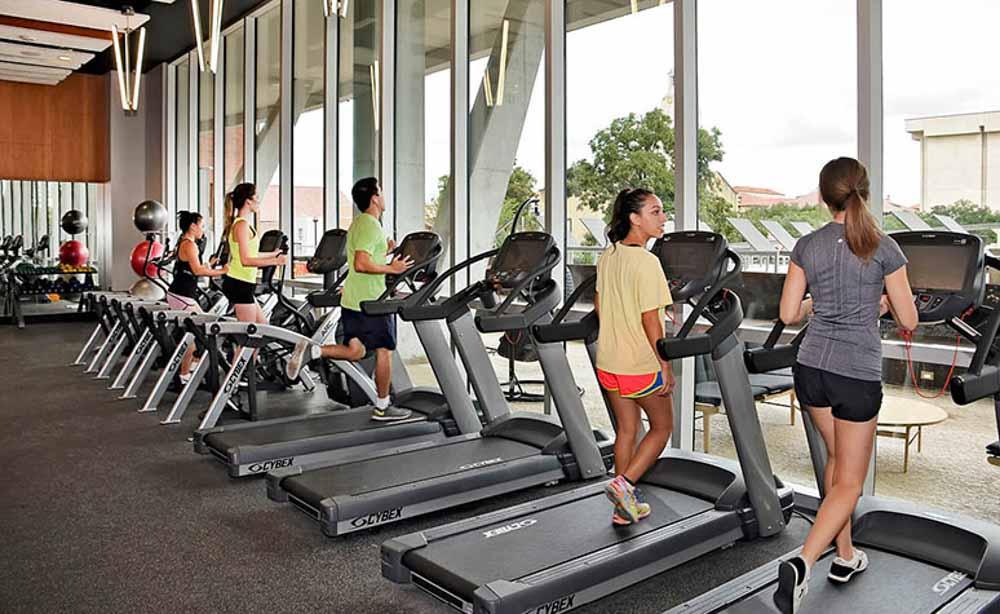 University-House-Austin-TX-Gym-Unilodgers