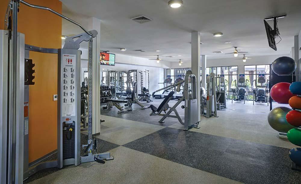 University-House-Central-Orlando-Florida-FL-Gym-Unilodgers