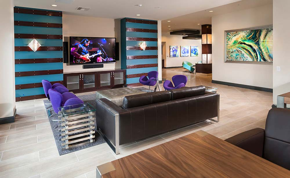 University-House-Fullerton-CA-Living-Area-With-TV-Unilodgers