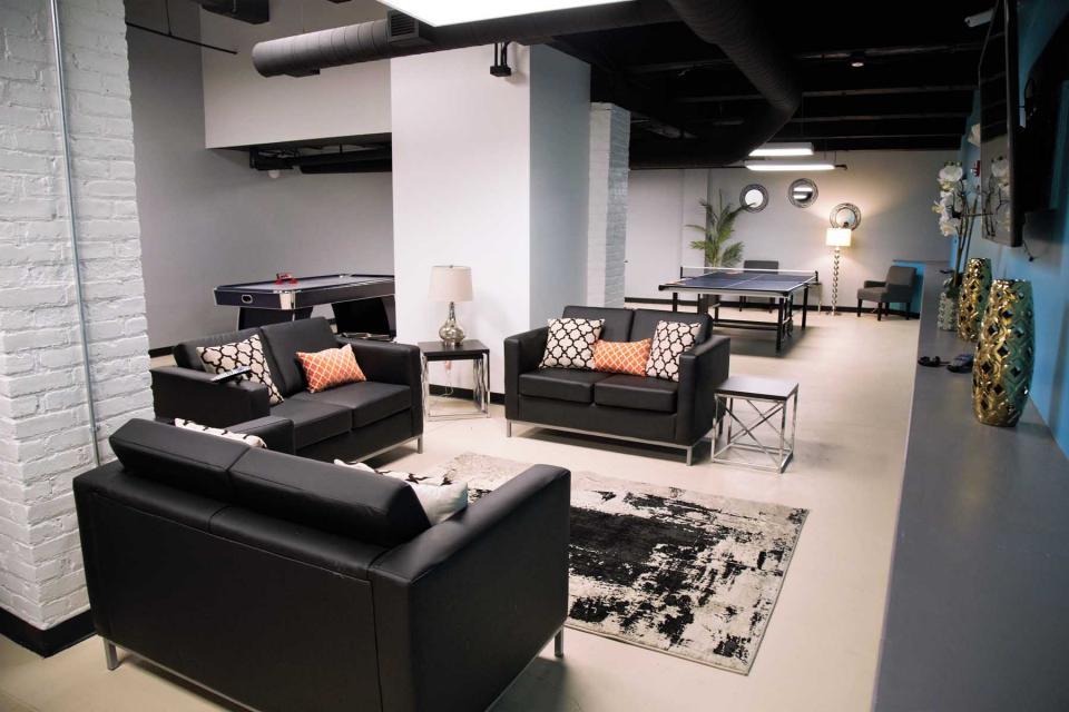 University-Lofts-Binghamton-Game-Room-Unilodgers