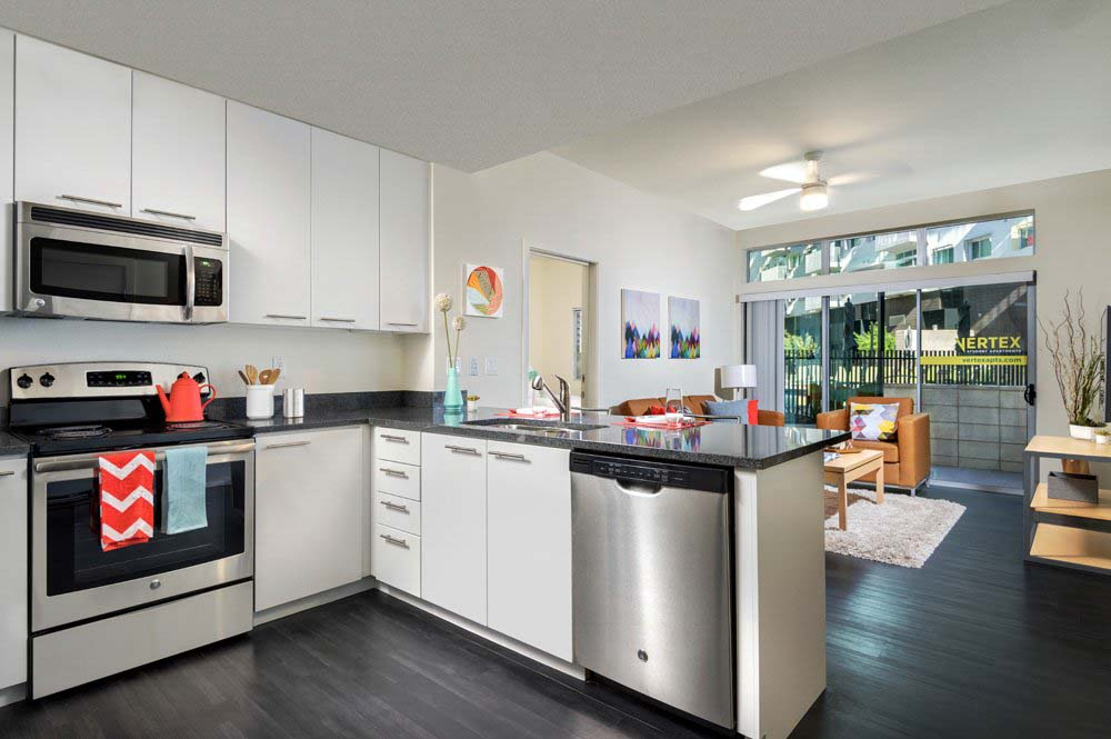 Vertex-Student-Apartments-Tempe-AZ-Kitchen-Unilodgers
