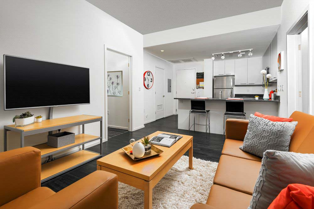 Vertex-Student-Apartments-Tempe-AZ-Living-Area-With-TV-Unilodgers
