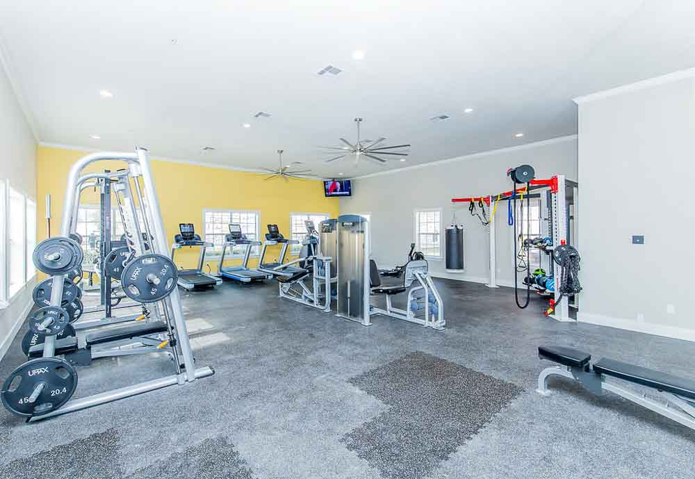 Villagio-San-Marcos-TX-Gym-Unilodgers