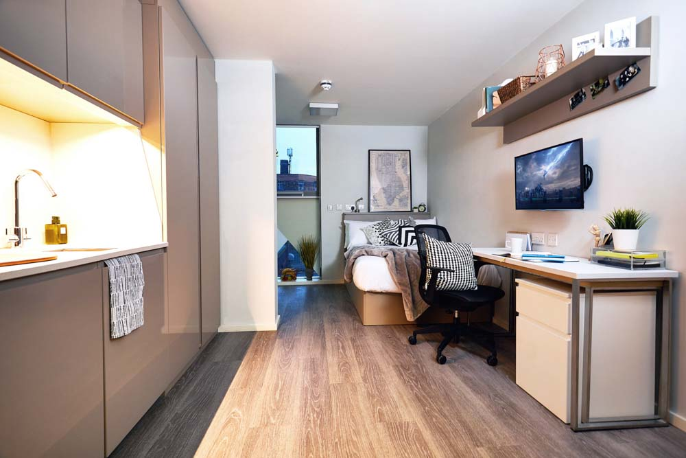 Vita-Student-Newcastle-Westgate-Accessible-Room-Unilodgers