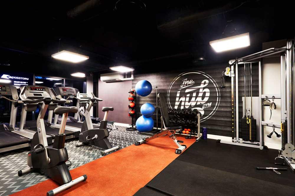 Vita-Student-Richmond-House-Southampton-Gym-Unildgers