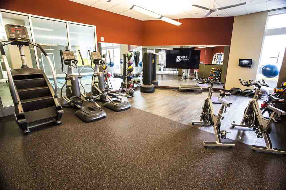 WaHu-Student-Living-Minneapolis-MN-Gym-Unilodgers