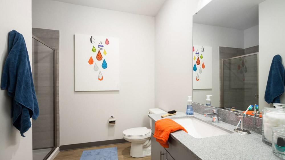 West-Quad-Champaign-IL-Bathroom-Unilodgers