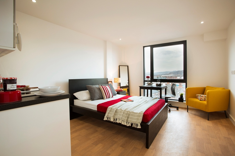 Westbar-House-Sheffield-Bedroom-3-Unilodgers
