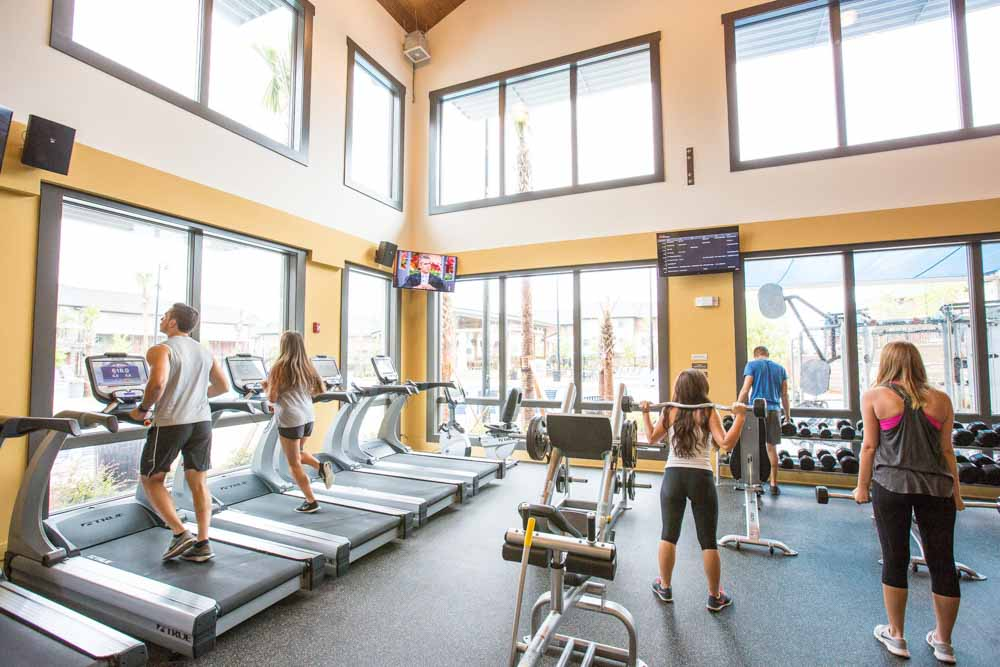 Woodlands-on-West-Tennessee-Tallahassee-FL-Gym-Unilodgers