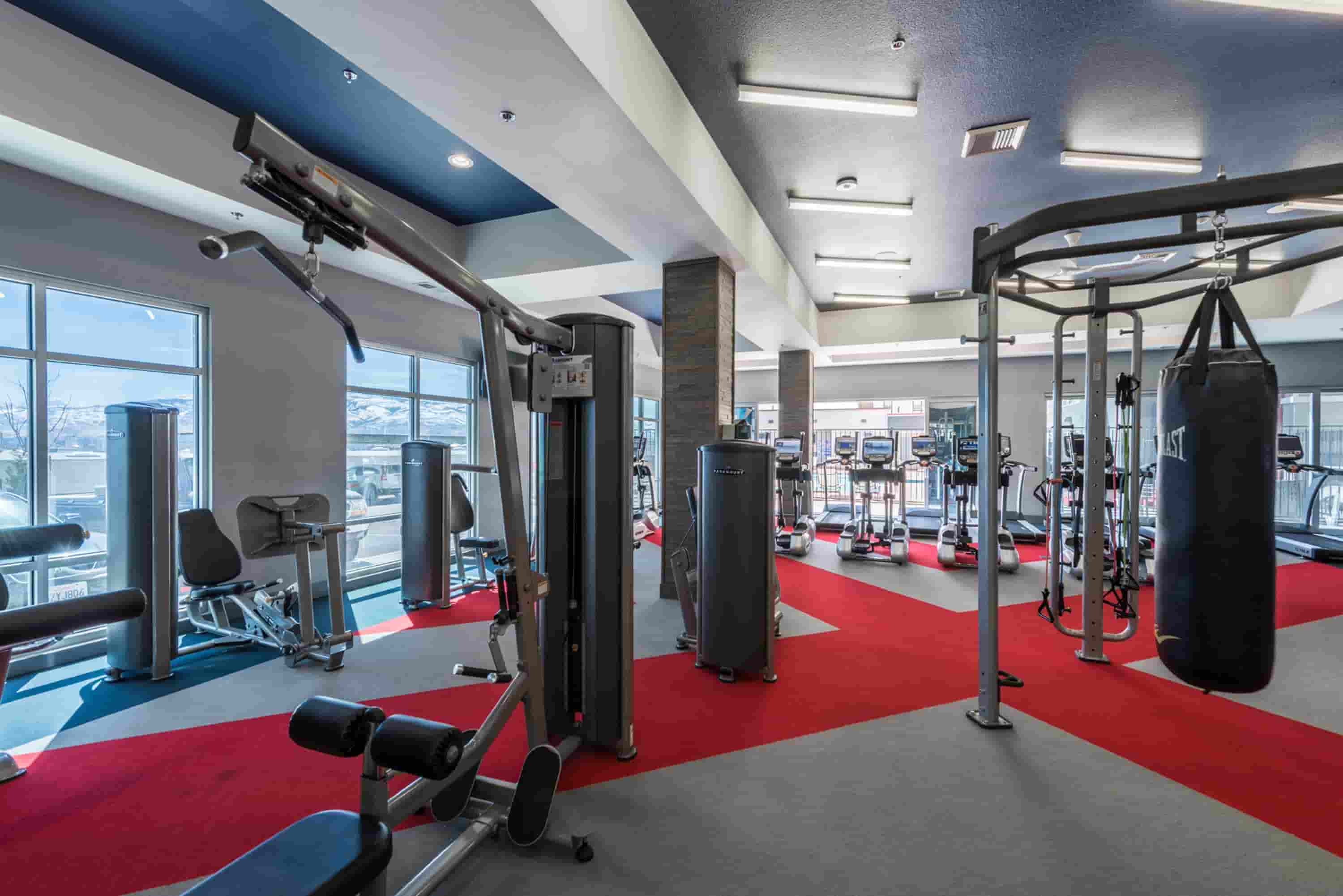 Younion-At-Reno-NV-Gym-Unilodgers