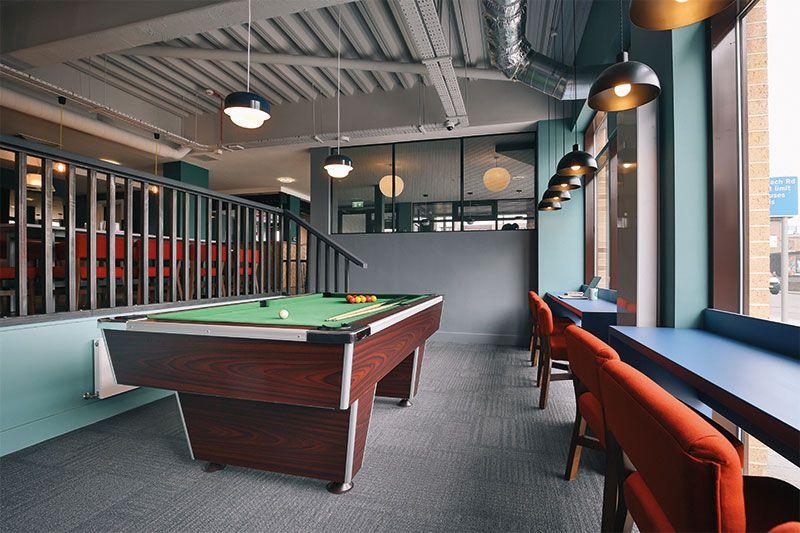Fountain-Bridge-Edinburgh-Games-Room-Unilodgers
