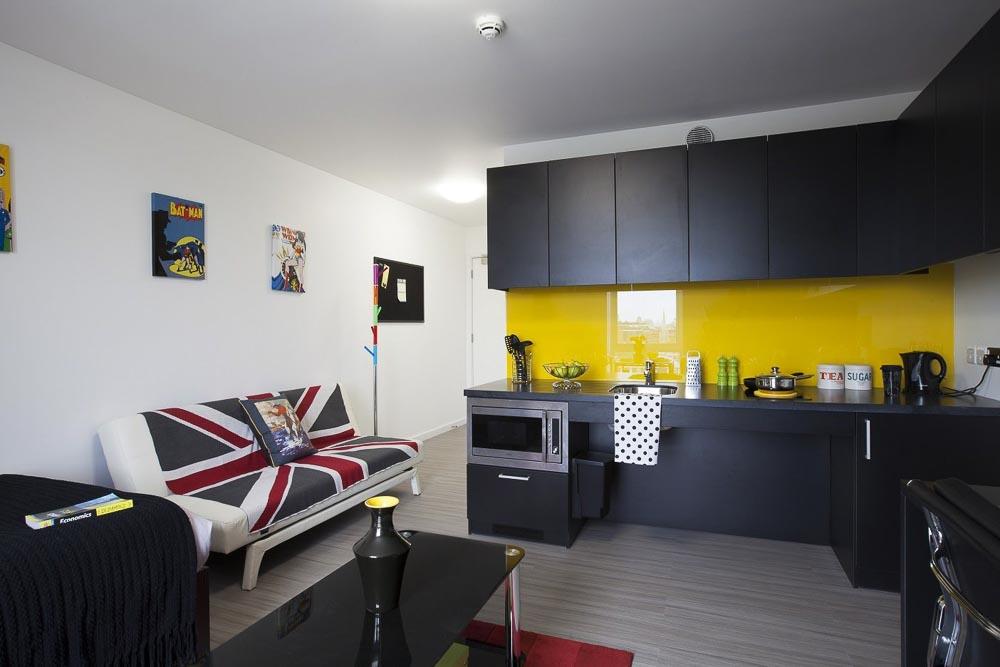 iQ-Hammersmith-London-Kitchen-Unilodgers