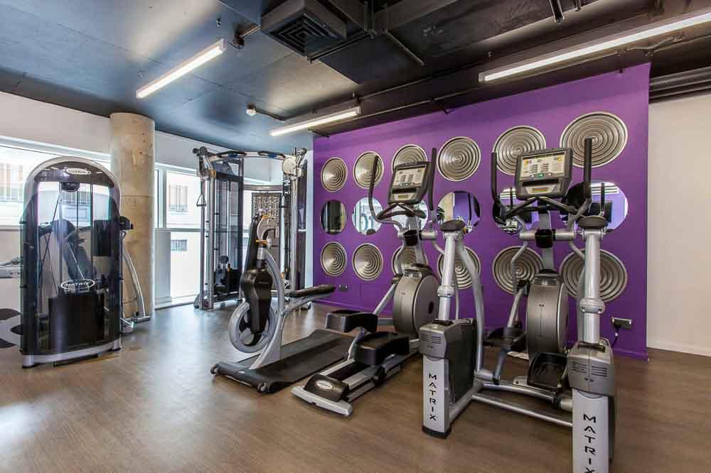 iQ-Highbury-London-Gym-Unilodgers
